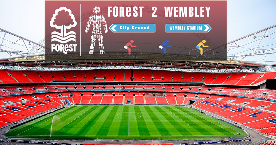 Forest 2 Wembley Stadium